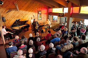 Concert at Bach Society